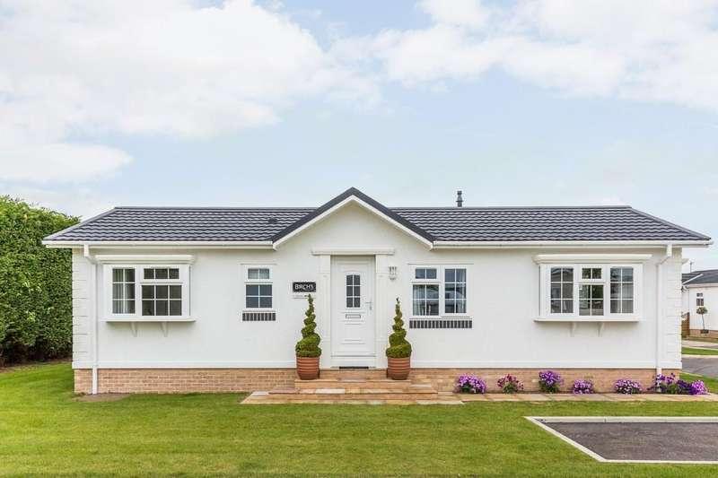 2 Bedrooms Park Home Mobile Home for sale in Omar Regency, Torksey Lock