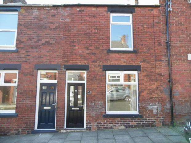 2 Bedrooms Terraced House for sale in Pearl Street Shildon