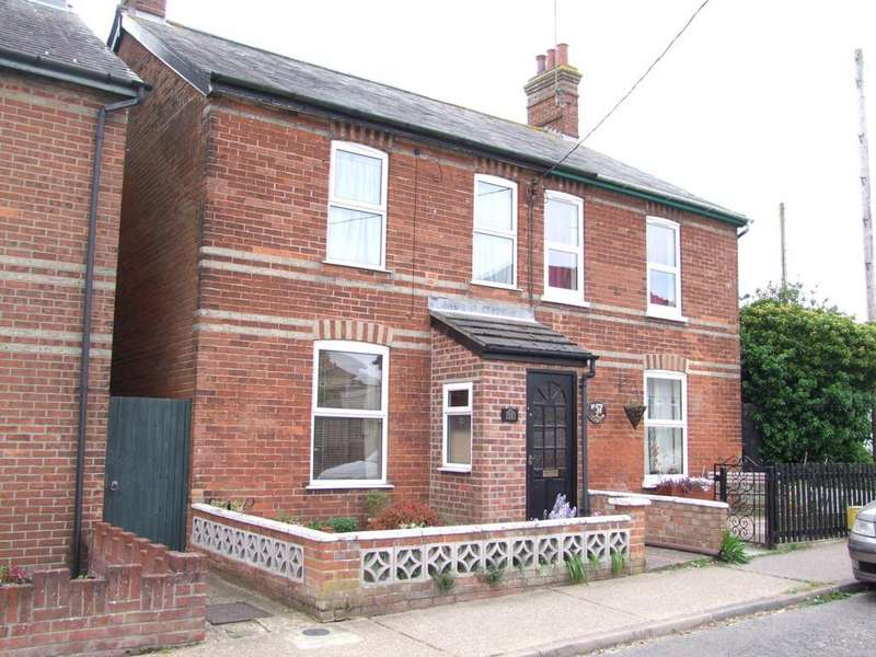 2 Bedrooms Semi Detached House for sale in Grimsey Road, Leiston