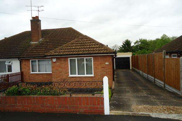 2 Bedrooms Bungalow for sale in Somerby Road, Thurnby, Leicester, LE7