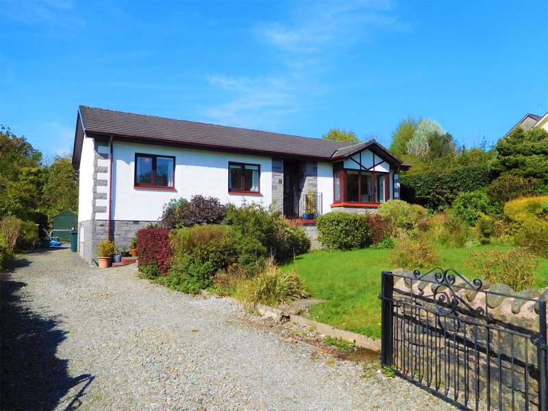3 Bedrooms Detached Bungalow for sale in 31 Argyll Road, DUNOON, PA23 8EL