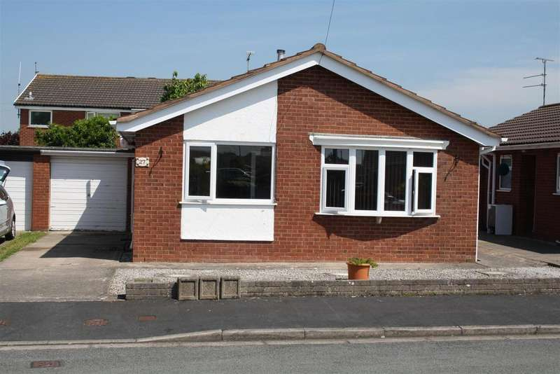 2 Bedrooms Detached Bungalow for sale in Maple Avenue, Rhyl