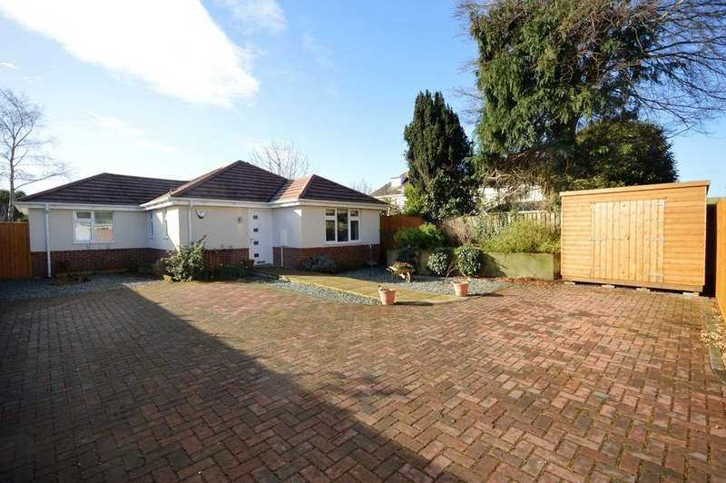 3 Bedrooms Detached Bungalow for sale in Kingswell Road, Bournemouth