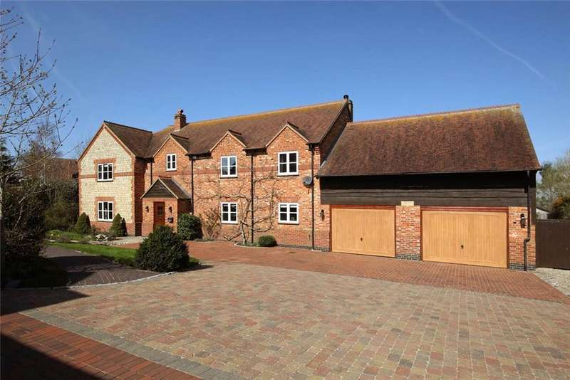 6 Bedrooms Detached House for sale in Ashendon, Buckinghamshire, HP18