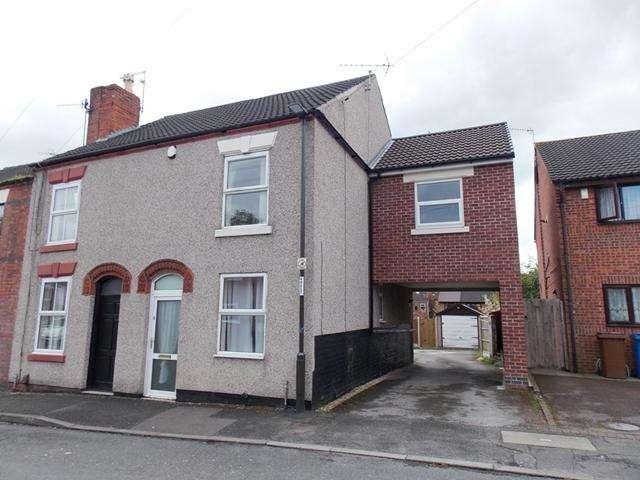 4 Bedrooms Terraced House for sale in Ash Street, Ilkeston