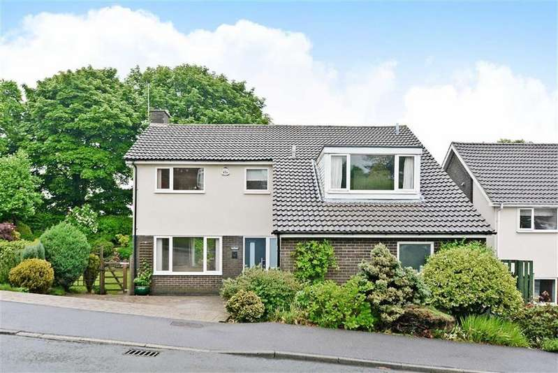 4 Bedrooms Detached House for sale in The Ridge, Sheffield, Yorkshire
