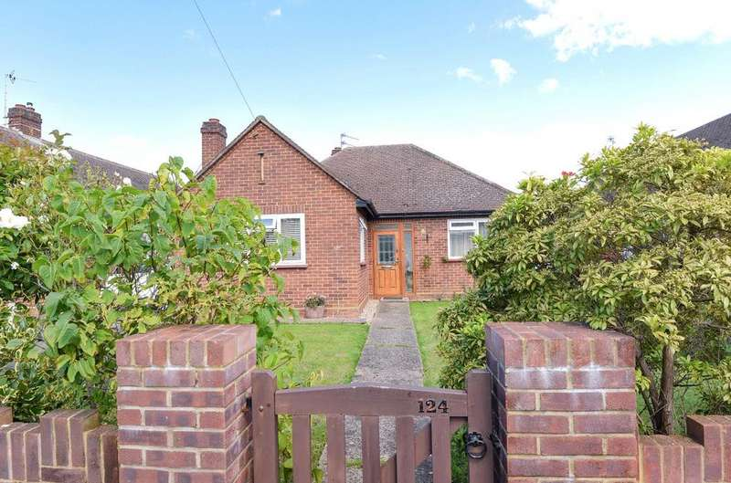 2 Bedrooms Detached Bungalow for sale in Springfield Road, Windsor, Berkshire, SL4