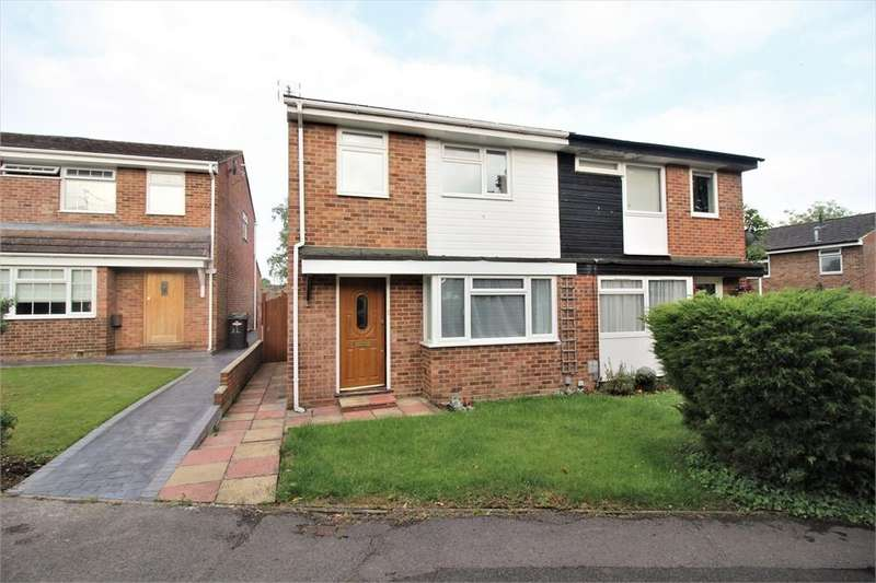 3 Bedrooms Semi Detached House for sale in Montrose Walk, Calcot, READING, Berkshire
