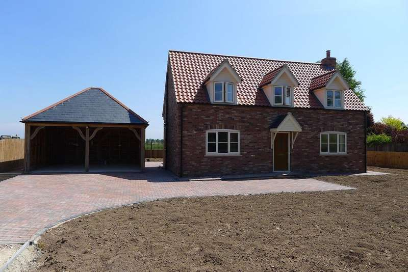 4 Bedrooms Detached House for sale in Pipwell Gate, Saracens Head, PE12