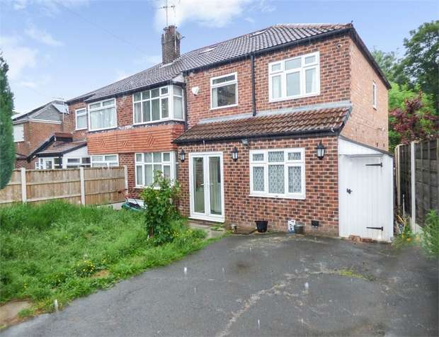 4 Bedrooms Semi Detached House for sale in Wilmslow Road, Heald Green, Cheadle, Cheshire