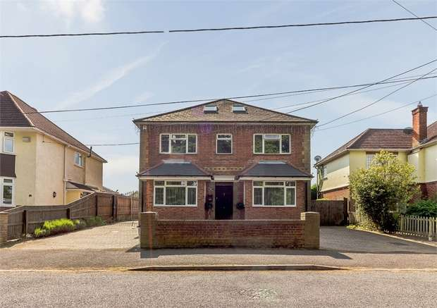 7 Bedrooms Detached House for sale in Hound Road, Netley Abbey, Southampton, Hampshire