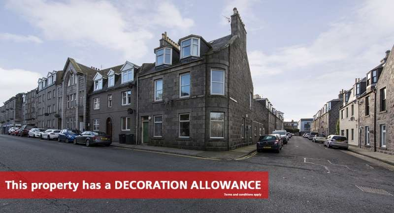 2 Bedrooms Flat for sale in Rose Street, Aberdeen, Aberdeenshire, AB10 1UB