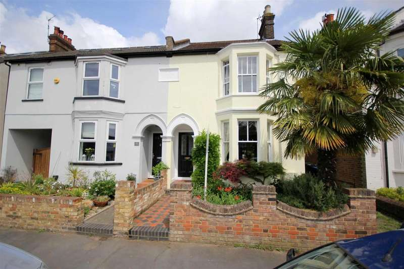 4 Bedrooms House for sale in BAY FRONTED REFURBISHED VICTORIAN VILLA in BOXMOOR, HP1