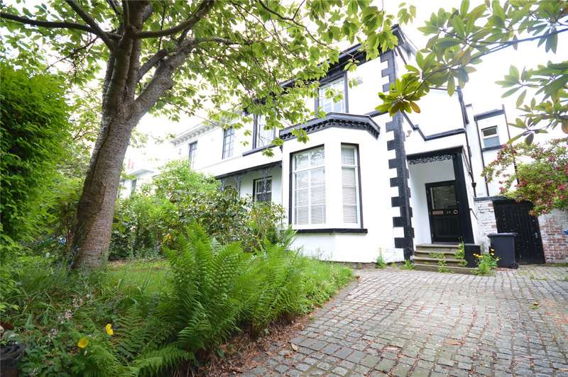 4 Bedrooms Semi Detached House for sale in Southwood Road, Aigburth, Liverpool, L17