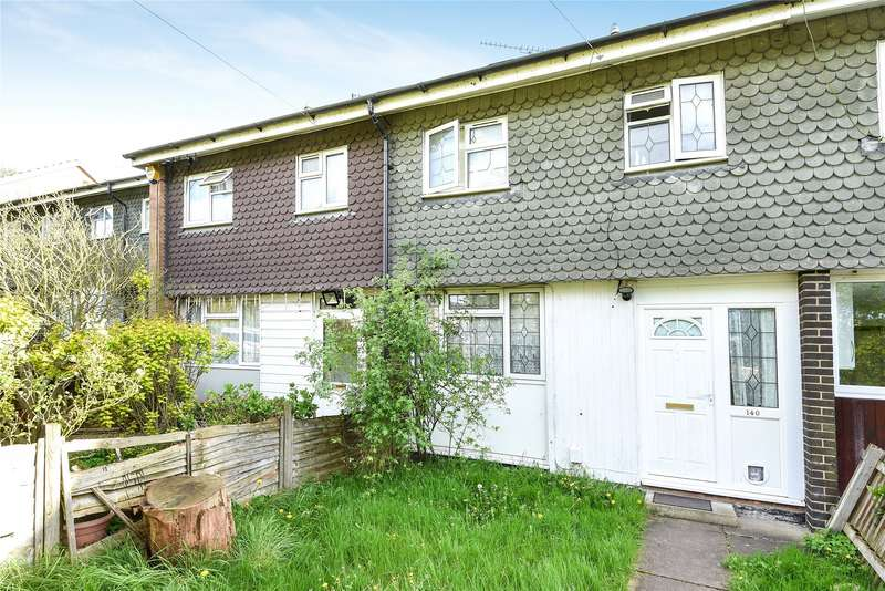 3 Bedrooms Terraced House for sale in Windermere Road, Reading, Berkshire, RG2
