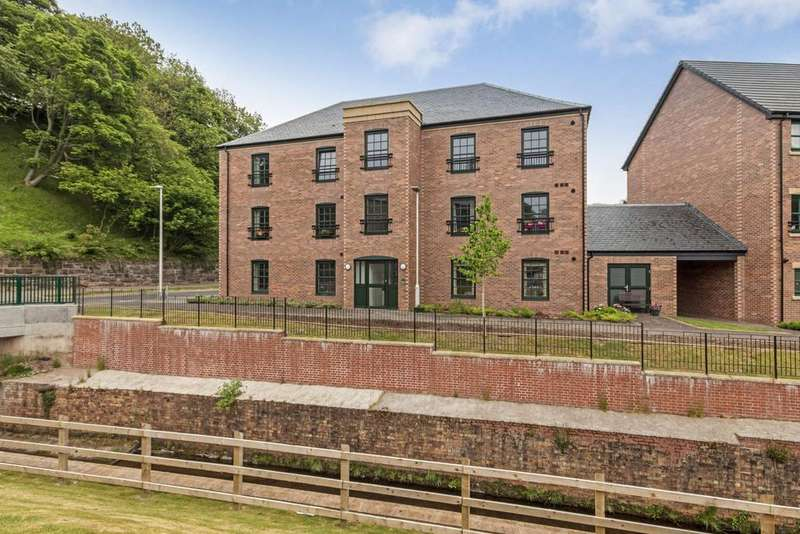 1 Bedroom Ground Flat for sale in 3 Old Dalmore Path, Auchendinny, Edinburgh, EH26 0NF