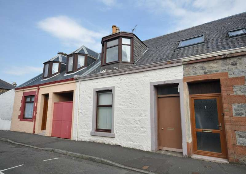 3 Bedrooms Terraced House for sale in 17 Wilson Street, Girvan KA26