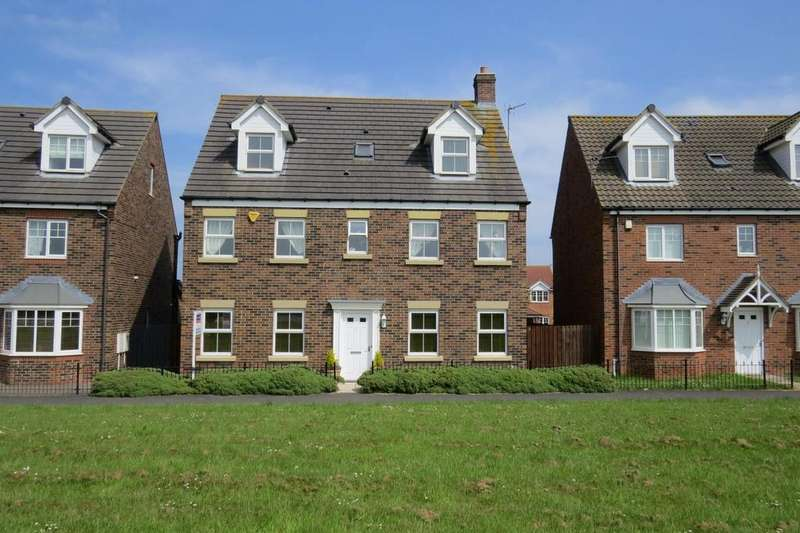6 Bedrooms Detached House for sale in Ryder Walk, Ashington