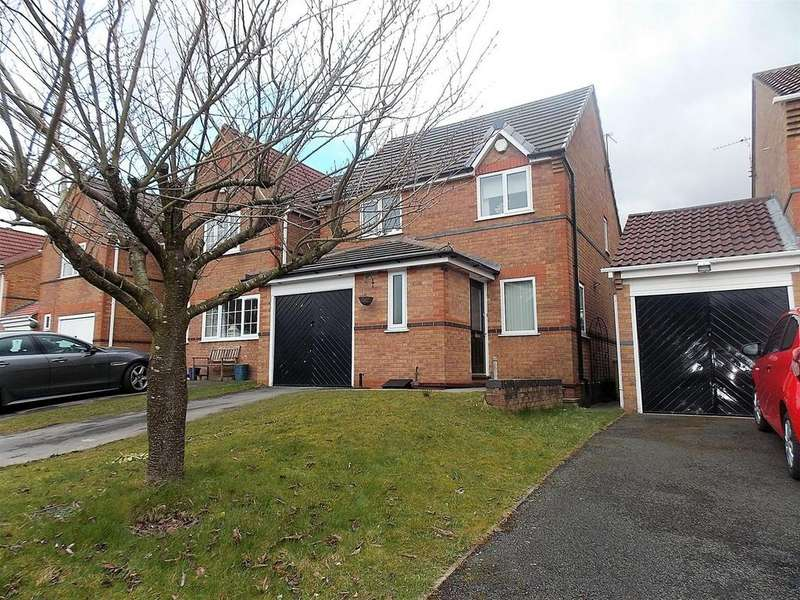 3 Bedrooms Detached House for sale in Bramford Close, Westhoughton, Bolton