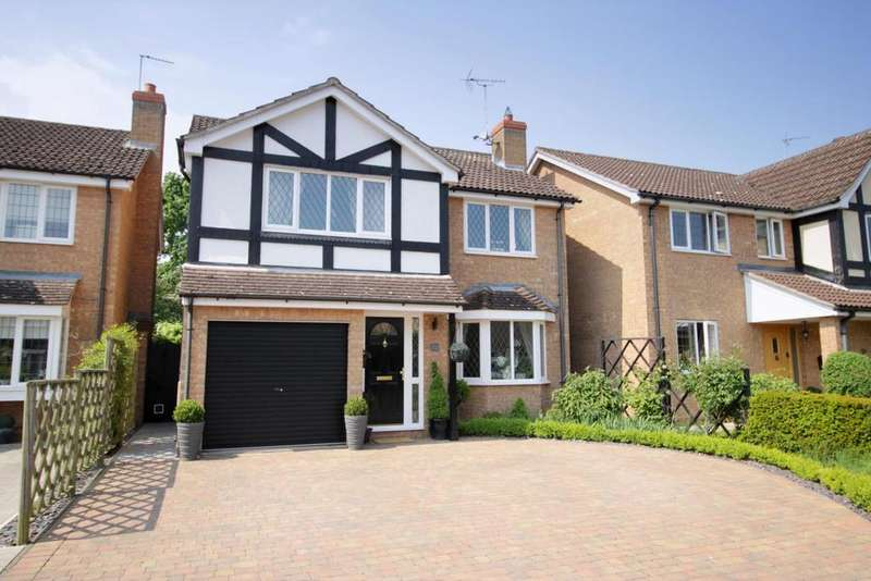 4 Bedrooms Detached House for sale in Regency Green, Colcheter