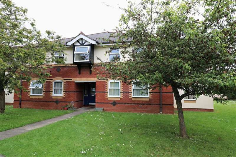 2 Bedrooms Apartment Flat for sale in Westbourne Court , Wilson Road, Reading