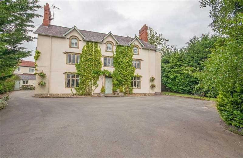 6 Bedrooms Detached House for sale in Denbigh Road, Rhydymwyn, Mold