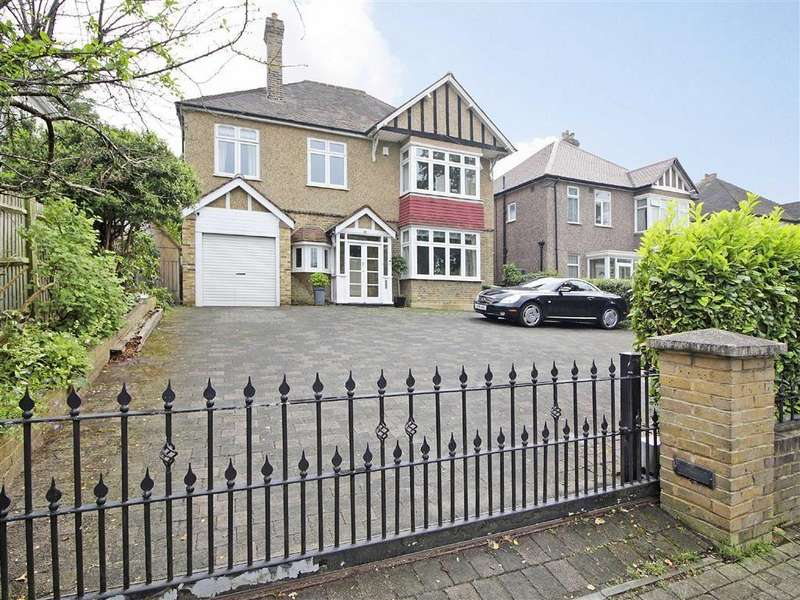 5 Bedrooms Detached House for sale in Bromley Road, Beckenham, Kent
