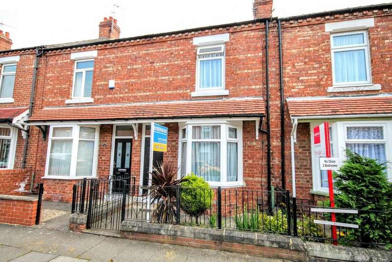 2 Bedrooms Terraced House for sale in Olympic Street, Darlington