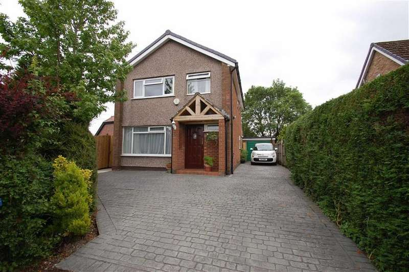 3 Bedrooms Detached House for sale in Camberley Close, Bramhalll, Cheshire