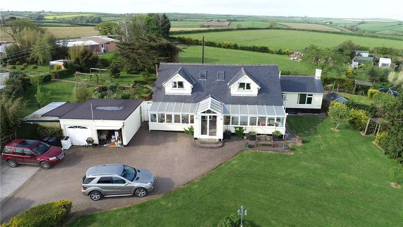 5 Bedrooms Detached House for sale in Ash, Dartmouth, TQ6