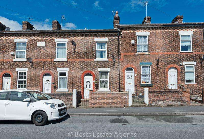 2 Bedrooms Terraced House for sale in Halton Road, Runcorn