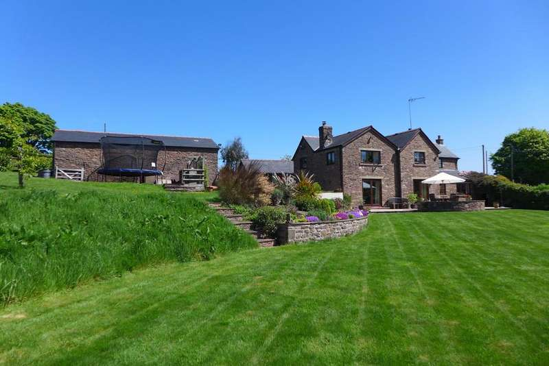 4 Bedrooms Cottage House for sale in Devauden, Chepstow