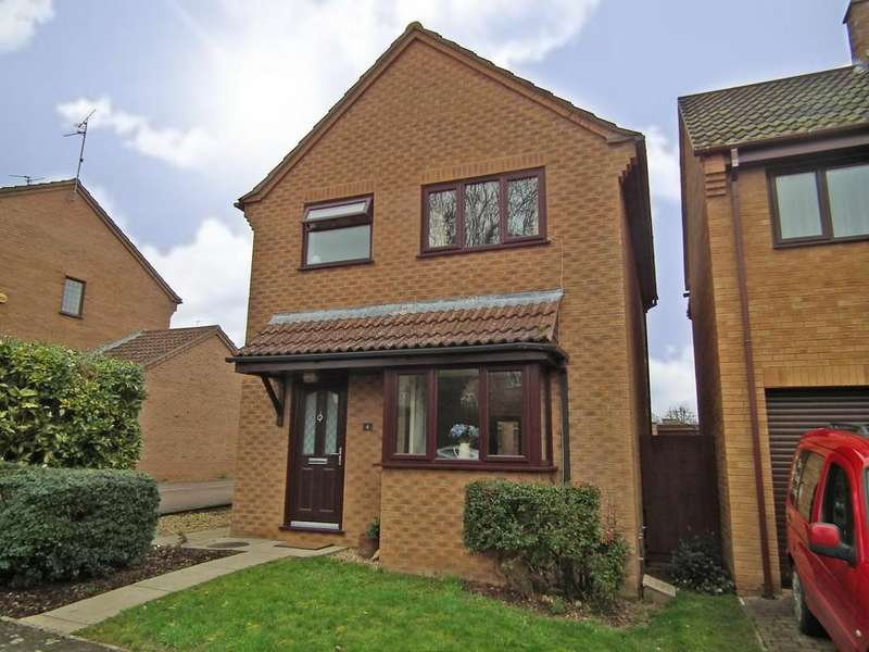 3 Bedrooms Detached House for sale in Willow Lane, Kingscliffe