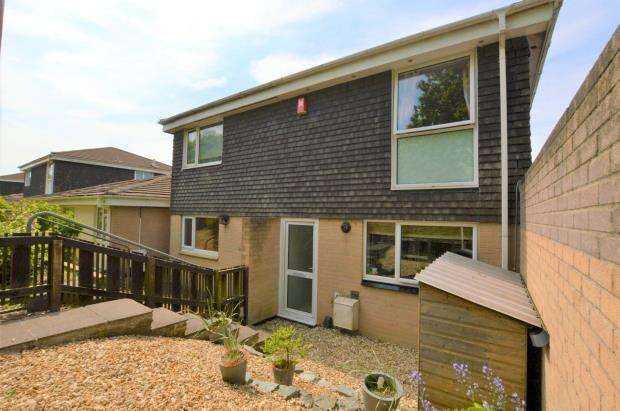 2 Bedrooms End Of Terrace House for sale in Downfield Drive, Plymouth, Devon