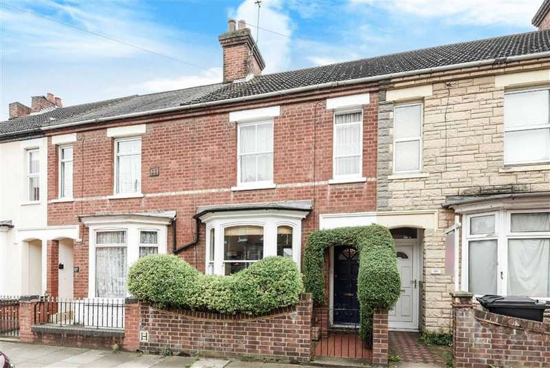 2 Bedrooms Terraced House for sale in Bower Street, Bedford