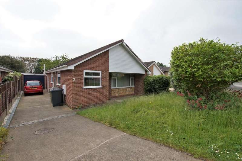 2 Bedrooms Detached Bungalow for sale in Laney Close, Lincoln