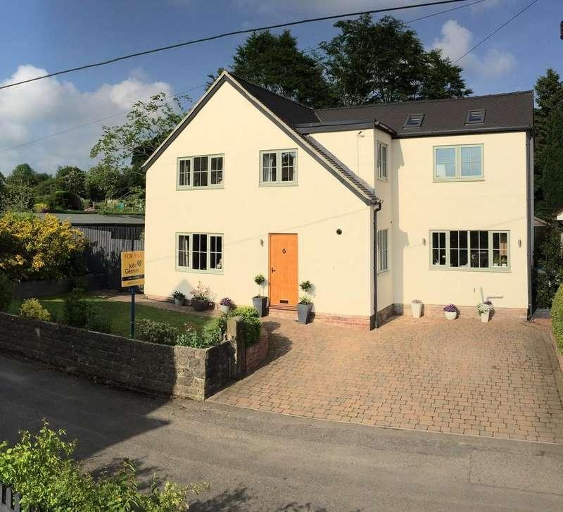 4 Bedrooms Detached House for sale in Hulland Village, Ashbourne