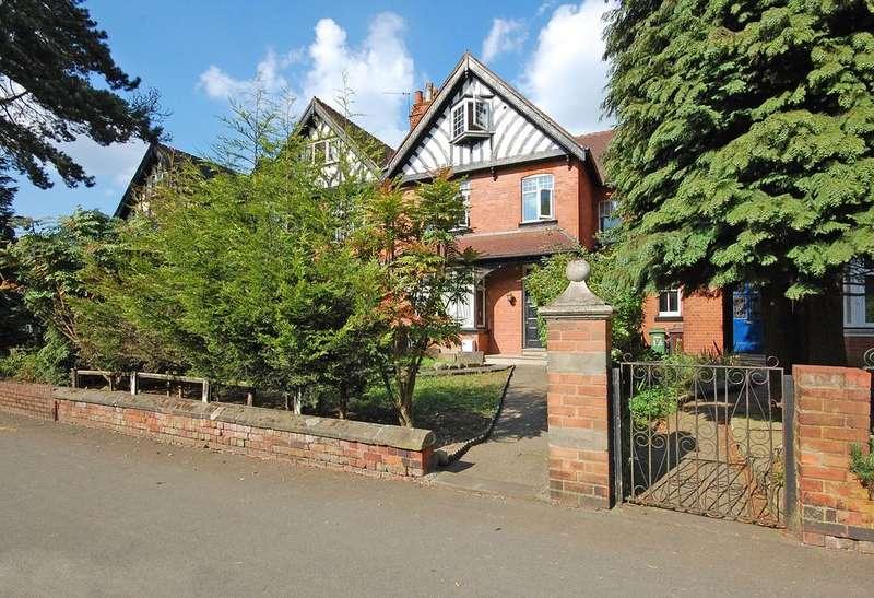5 Bedrooms Terraced House for sale in TETTENHALL ROAD, Newbridge, Wolverhampton WV3