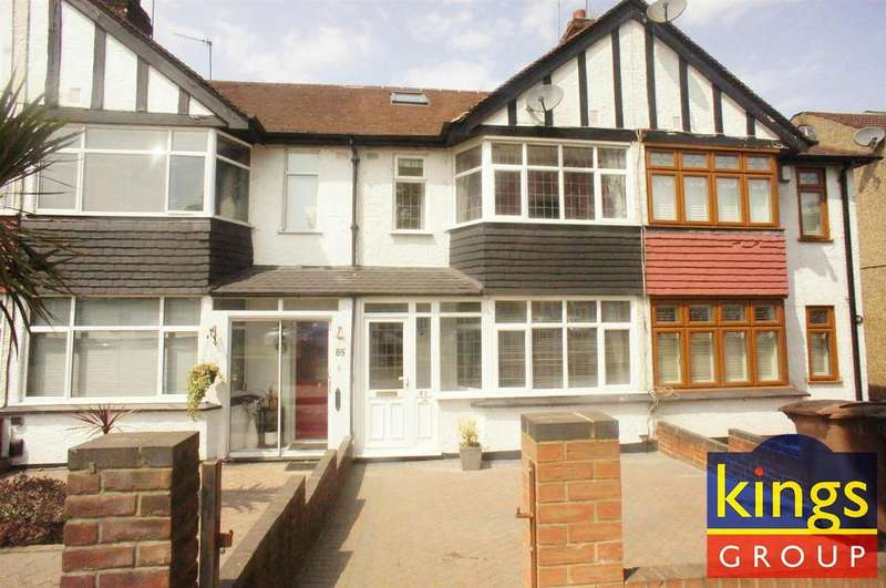 3 Bedrooms Terraced House for sale in Waltham Way, London