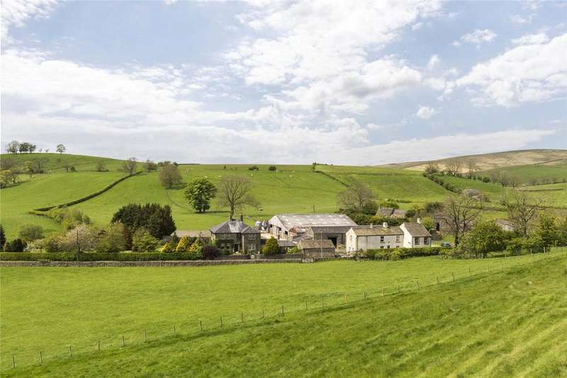5 Bedrooms Unique Property for sale in Malham Road, Hellifield, Skipton, North Yorkshire, BD23
