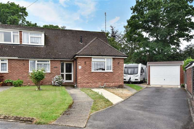 3 Bedrooms Semi Detached House for sale in Rowan Drive, Crowthorne