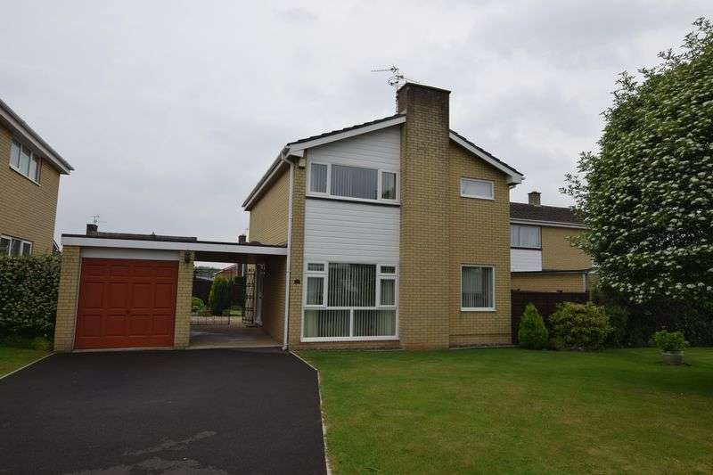 4 Bedrooms Property for sale in Amberlands Close, Backwell