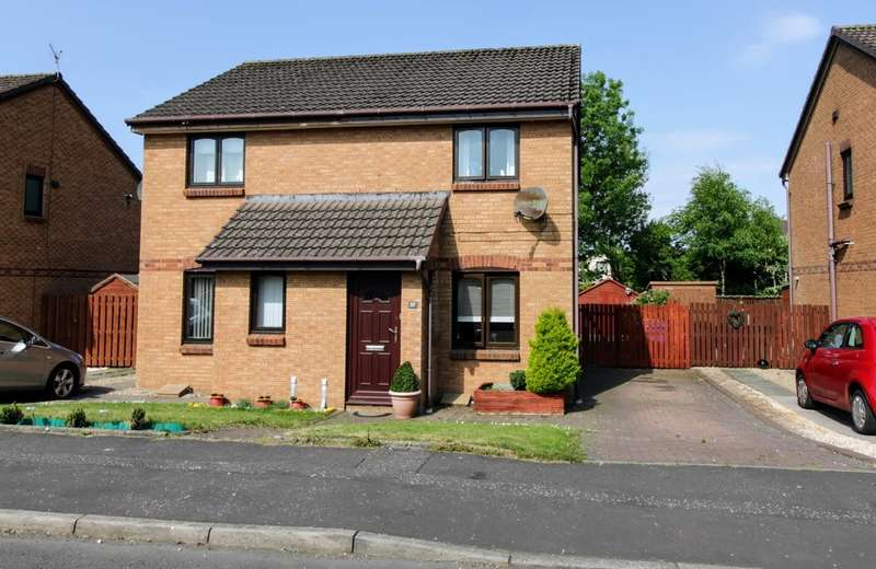 2 Bedrooms Semi Detached House for sale in Obree Avenue, Prestwick, KA9