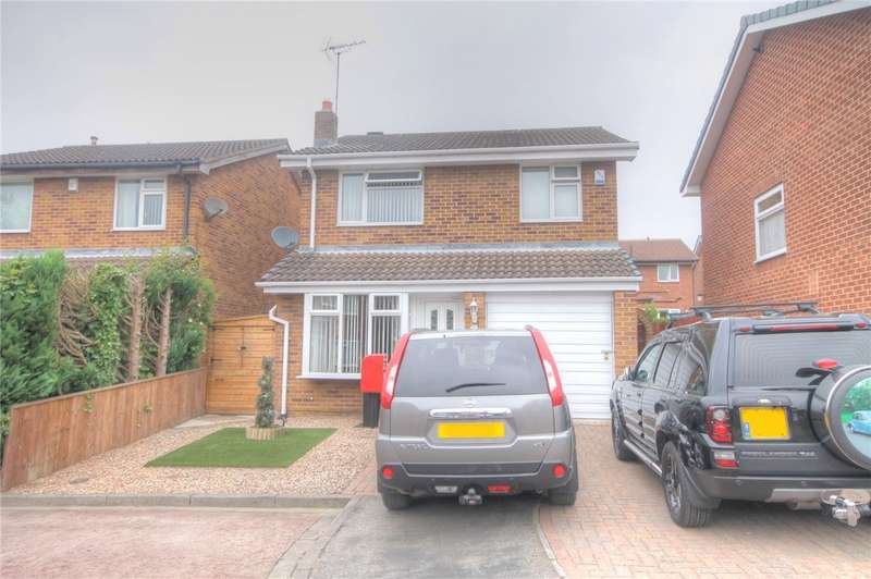 3 Bedrooms Detached House for sale in Chantilly Avenue, Darlington, DL1