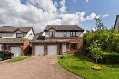 4 Bedrooms Detached House for sale in Kirkfield Wynd, Howwood