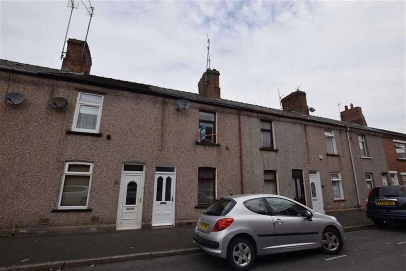 2 Bedrooms Terraced House for sale in Collingwood Street, Barrow In Furness, Cumbria