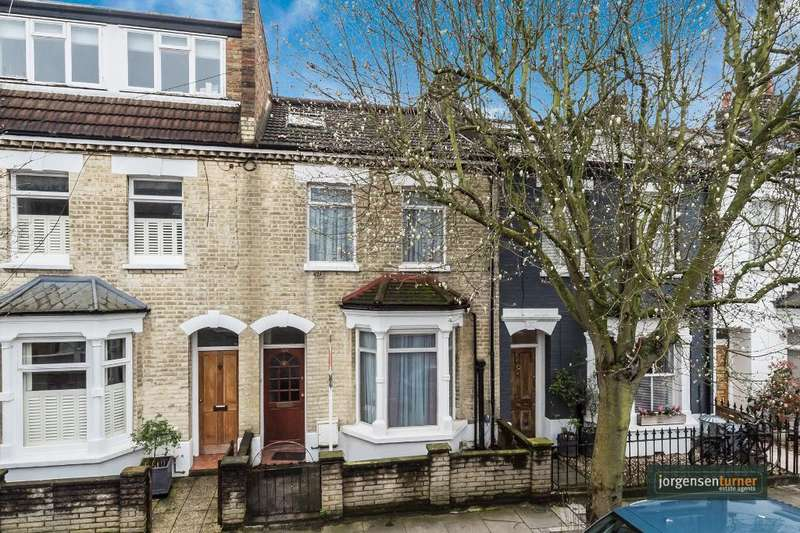 3 Bedrooms House for sale in Becklow Road, Shepherds Bush, London, W12 9HH