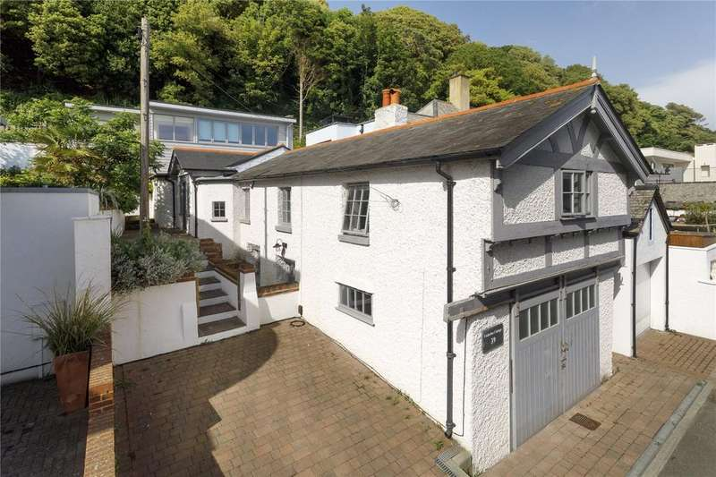 5 Bedrooms Detached House for sale in Radnor Cliff, Folkestone, Kent