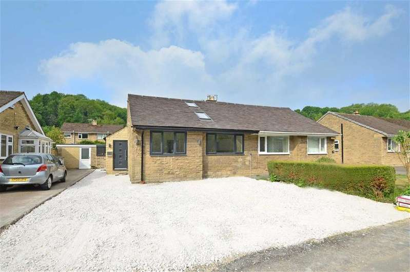 3 Bedrooms Bungalow for sale in 16, Wyedale Crescent, Bakewell, Derbyshire, DE45