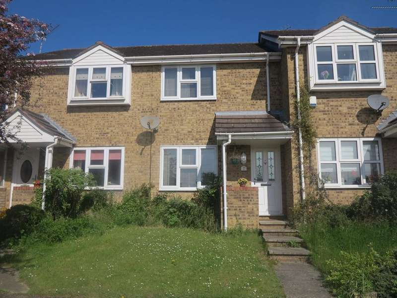 2 Bedrooms Terraced House for sale in Colmworth Close, Lower Earley, Reading, RG6 4DZ